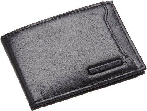 Geoffrey Beene Mens Mead Front Pocket Wallet