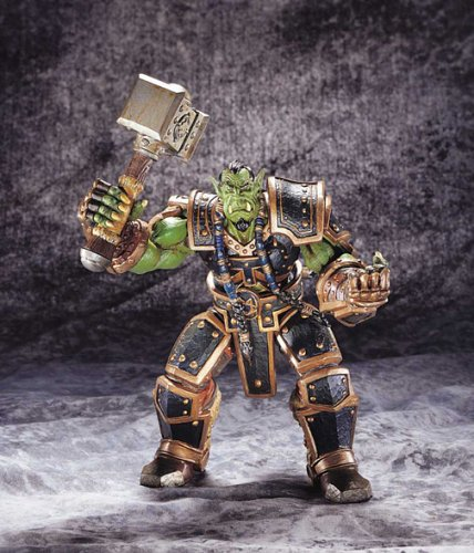 Warcraft 3 Orc Warchief Action Figure