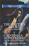 img - for The Shifter's Choice and Sentinels: Alpha Rising (Harlequin Nocturne) book / textbook / text book