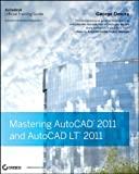img - for Mastering AutoCAD 2011 and AutoCAD LT 2011 book / textbook / text book
