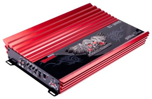 Power Acoustik D1-4000D Demon 4000 Watt Mono Bass Amp