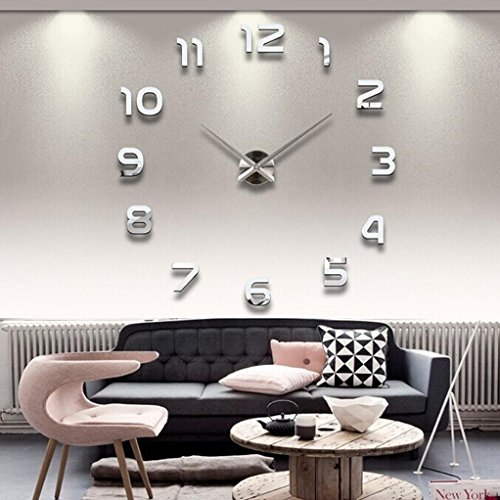 kolylong-mirror-acrylic-diy-self-adhesive-interior-wall-creative-home-decoration-clock-silver