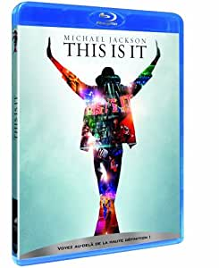 Michael Jackson's This is it [Blu-ray]