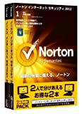 Norton Internet Security 2012 2コニコパック