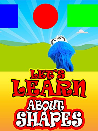 Let's Learn About Shapes! on Amazon Prime Video UK