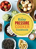 The Easy Pressure Cooker Cookbook image