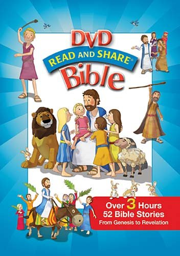 Read and Share DVD Bible