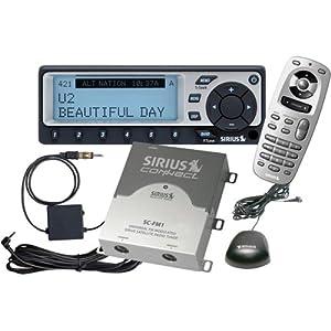 Sirius SC-FM1 Starbase Satellite Radio FM Modulated Tuner System