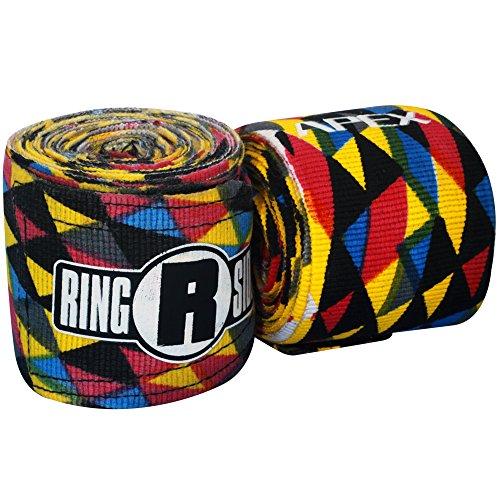 Ringside APEX Hand Wraps, Multicolor