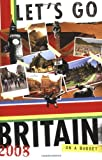 img - for Let's Go 2008 Britain (Let's Go: Great Britain) book / textbook / text book