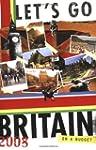 Let's Go 2008 Britain
