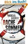 Rachesommer: Thriller (Walter Pulaski...