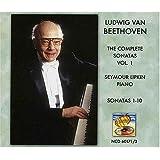 Beethoven: Complete Sonatas Vol. 1 - Sonatas 1-10