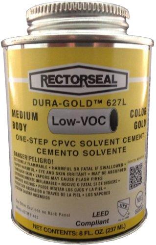 rectorseal-55998-pint-dura-gold-627l-low-voc-cpvc-solvent-cement