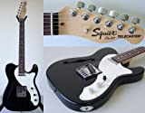Squier by Fender Vintage Modified Telecaster Thinline (BLK)