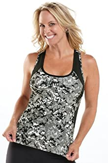 Digi Camo Tank - BASIC MOVES