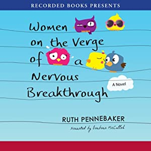 Women on the Verge of a Nervous Breakthrough Audiobook