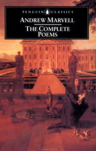 The Complete Poems (Penguin Classics), ANDREW MARVELL, ELIZABETH STORY DONNO