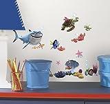 Disney Finding Nemo Wall Decal Room Makeover Bundle Color: Makeover Bundle Model: