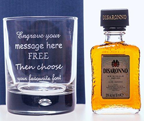 engraved-personalised-glass-disaronno-amaretto-miniature