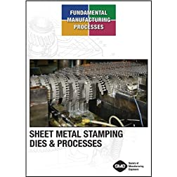 Sheet Metal Dies & Stamping Processes