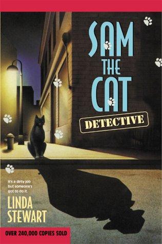 Sam the Cat: Detective (Sam the Cat Mysteries, No. 1) [Stewart, Linda] (Tapa Blanda)