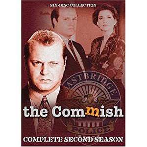 Amazon.com: The Commish: Complete Second Season: Michael Chiklis ...