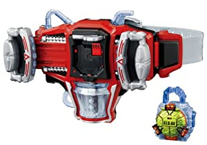 Bandai Kamen Rider Gaim DX Genesis Driver & Melon Energy Lock Seed