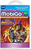 Vtech MobiGo Touch Learning System Game - Madagascar 3