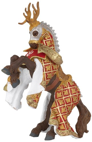 Papo Weapon Master Stag Horse