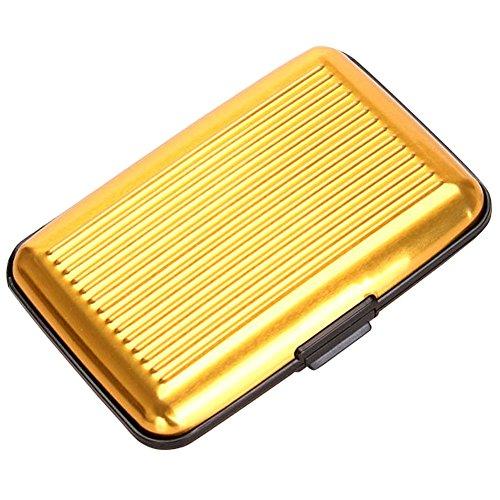 Alluminio 6 scheda pacchetto d'oro