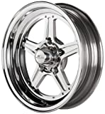 Billet Specialties Street Lite Polished - 15 x 3.5 Inch Wheel