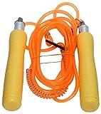 JSI Plastic Skipping Rope (JSI22__Orange, Orange)