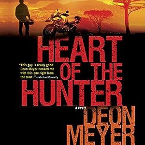 Heart of the Hunter   [Deon Meyer, K. L. Seegers (translator)]