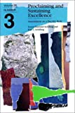 img - for Proclaiming and Sustaining Excellence: Assessment as a Faculty Role (J-B ASHE Higher Education Report Series (AEHE)) by Schilling Karen Maitland Schilling Karl L. (1998-04-13) Paperback book / textbook / text book