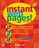 img - for Instant Web Pages! book / textbook / text book