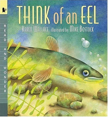 Think of an Eel: Read and Wonder, KAREN WALLACE