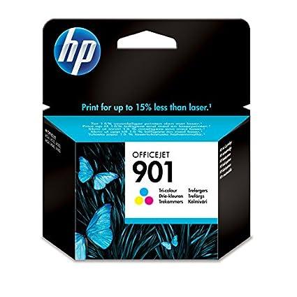 Hewlett Packard HP Non 901 Cartouche d'encre Couleur Tri