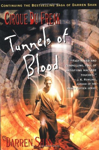 Cirque Du Freak #3: Tunnels of Blood