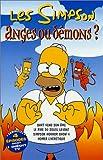 echange, troc Les Simpson : Anges ou démons [VHS]