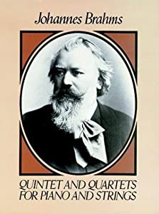 Quintet And Quartets For Piano And Strings Dover Chamber Music Scores from Dover Publications Inc.