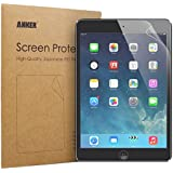 Anker® Screen Protector for iPad Mini / iPad Mini 2 / iPad Mini 3 / New Apple iPad Mini Retina Display [2-Pack] - Highly-Transparent Anti-Glare Anti-Fingerprint (Matte) with Lifetime Warranty