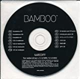 Wacom Bamboo Pen Tablet Software Driver: Version 5.1.0 (WIN / 5.1.0 MAC) Installation CD