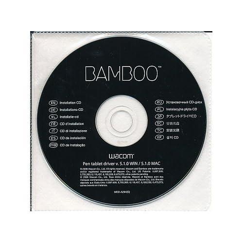 Wacom Bamboo Drivers