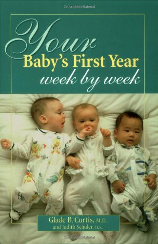 Your Baby'S First Year Week By Week (Your Pregnancy Series) front-1067314
