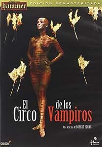 vampire circus 1972 dvd amazoncouk thorley walters