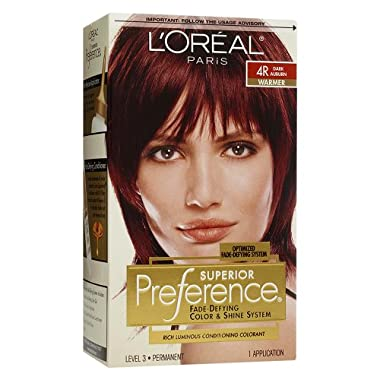 Dark Auburn Hair Color Pictures. Hair Color - Dark Auburn #