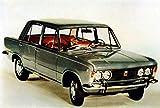 1969 Polski Fiat 125P Factory Photo Poland