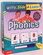 Write, Slide and Learn Phonics by Kate…