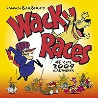 H/Barbera Wacky Races (Square Calendar)